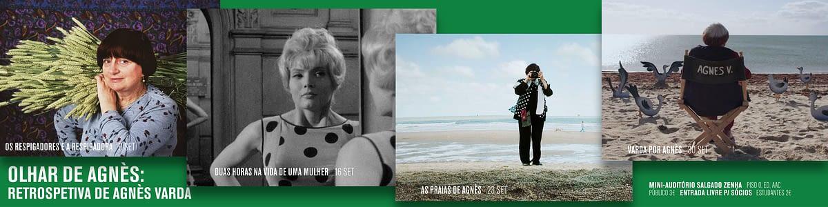 Retrospectiva Agnès Varda