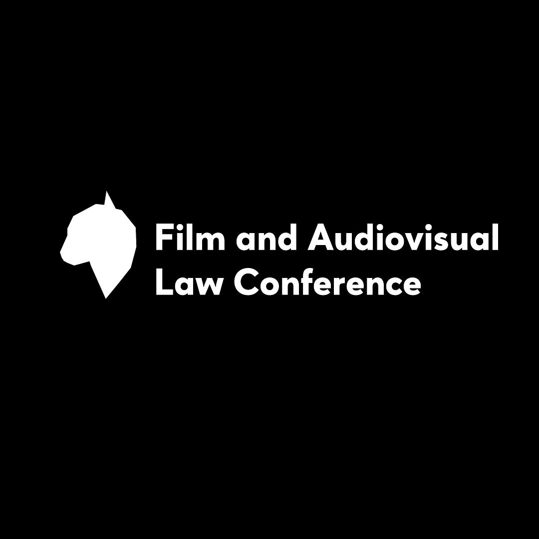 Logo conferência White on Black